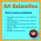 Animate Art