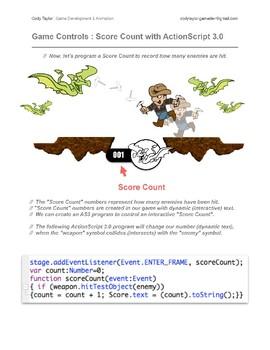Animate CC / Flash Game Design