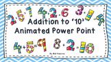 Addition Animated Power Point