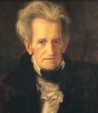 "Animated Andrew Jackson ""Harry Potter Magical Portrait"""