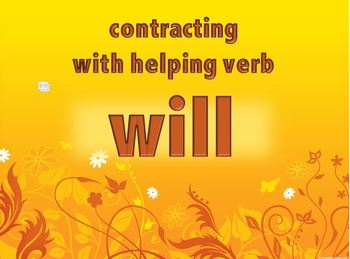 Animated Contraction PPT
