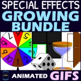 Animated GIF Special Effects Clipart Toolkit for Sellers ULTIMATE GROWING BUNDLE