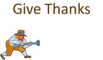 Animation -- GIF -- Thanksgiving