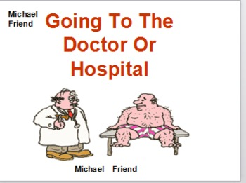 Animated Going To The Doctor Or Hospital