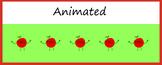 Animated Google Classroom Headers (Dancing Apples) - Dista