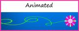 Animated Google Classroom Headers (Growing Flower) - Dista