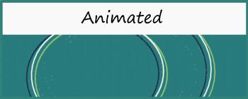 Google Classroom Animated Theme (Spirals)