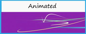Google Classroom Animated Theme (Squiggles)
