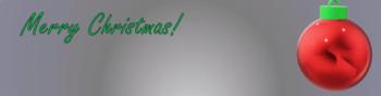 Animated Google Theme-Merry Christmas