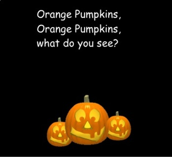 Animated Halloween Activities for the Smart Board