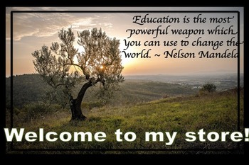 Animated Inspirational Quote Box Banner - Nelson Mandela Quote