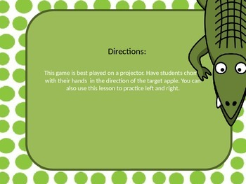 Animated Interactive Quantity Discrimination Practice Powerpoint (Whole Brain)