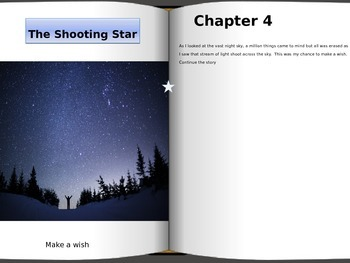 Animated Interactive Story Starters PowerPoint (FREE)