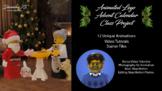 Animated Lego Advent Calendar Bundle 2