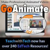 GoAnimate Animated Movies Lesson & Activity
