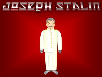 Animated Notes: Stalin - Man of Steel