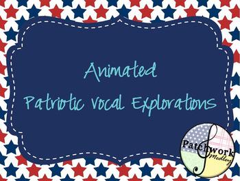 Animated Patriotic Vocal Exploration