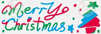 Animated Quote Banner (Ready-to-Use) for your TpT store No.9 (Christmas)