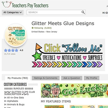 Animated Quote Box Banner 1 | Animated GIF for Your TeachersPayTeachers Store