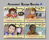 Animated Recipe Bundle A - Animated Step-by-Steps® - Reg