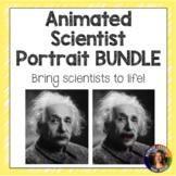 Animated Scientist Bundle