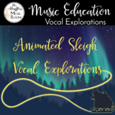 Animated Sleigh Vocal Exploration