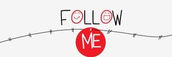 Animated TPT Banners - Follow Me - Bundle
