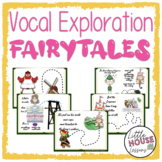 Animated Vocal Exploration Cards - Fairy Tale Set