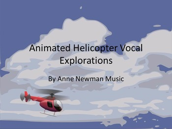 Animated Vocal Explorations Bundle