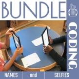 Code Your Identity: Coding Activity BUNDLE