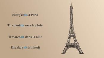French the Imperfect Tense Video - L'imparfait vidéo (sample)