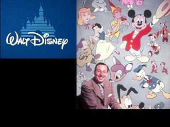 Animation Art Lesson - Walt Disney