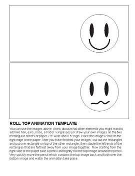 Animation Roll Top