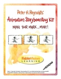 Animation Storyboarding Kit Peter H. Reynolds Step-by-Step Guide to Animation