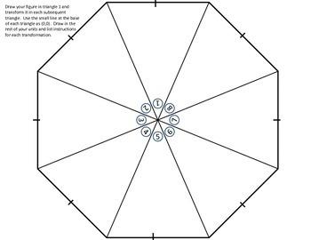 Animation Wheel using the Cartesian plane.
