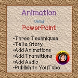 Animation - with PowerPoint