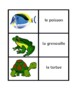 Animaux (Animals in French) Concentration games
