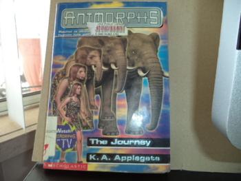 Animorphs ISBN 0-439-11516-7