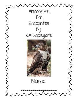 Animorphs The Encounter Book Companion