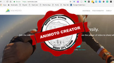 Animoto Digital Open Badges