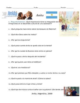 Anita Movie Guide. Argentina. Síndrome de Down. AP Spanish.