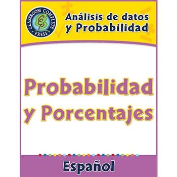 Análisis de datos y Probabilidad: Probabilidad y Porcentajes Gr. 3-5