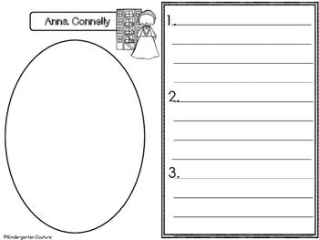 Anna Connelly Inventor (Fire Escape)