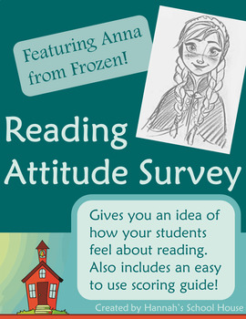 Frozen Reading Attitude Survey