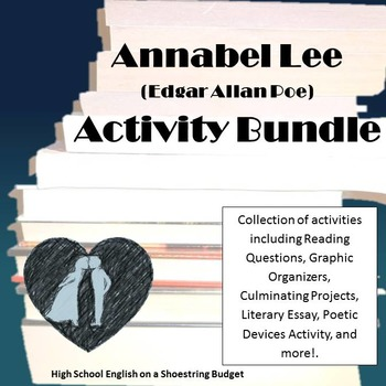 Annabel Lee Activity Bundle (E.A. Poe) Word