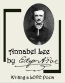 Annabel Lee by Edgar Allen Poe Lesson