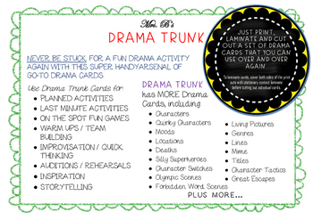 Anne Bogart VIEWPOINTS Drama Practitioner Poster