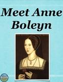 Anne Boleyn Reading Analysis and Creative Tasks