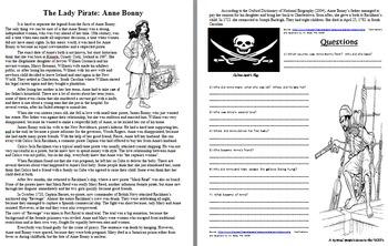Anne Bonny: Lady Pirate