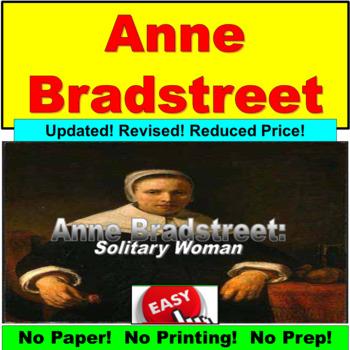 Anne Bradstreet PowerPoint